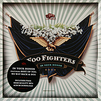 Виниловая пластинка FOO FIGHTERS - IN YOUR HONOR (2 LP)