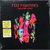 Виниловая пластинка FOO FIGHTERS - WASTING LIGHT (2 LP)