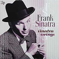 Виниловая пластинка FRANK SINATRA - SINATRA SWINGS (2 LP)