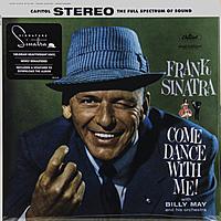 Виниловая пластинка FRANK SINATRA - COME DANCE WITH ME (180 GR)