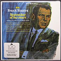 Виниловая пластинка FRANK SINATRA - SEPTEMBER OF MY YEARS
