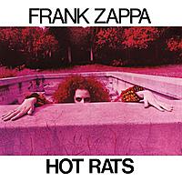Виниловая пластинка FRANK ZAPPA - HOT RATS
