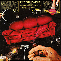 Виниловая пластинка FRANK ZAPPA - ONE SIZE FITS ALL