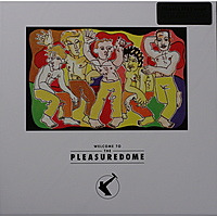 Виниловая пластинка FRANKIE GOES TO HOLLYWOOD - WELCOME TO THE PLEASUREDOME (2 LP, 180 GR)