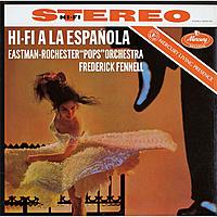 Виниловая пластинка FREDERICK FENNELL - HI-FI A LA ESPANOLA