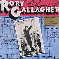 Виниловая пластинка RORY GALLAGHER - BLUEPRINT (180 GR)