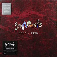Виниловая пластинка GENESIS - 1983-1998 (6 LP)