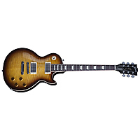 Электрогитара Gibson LP Standard 2016 T Desert Burst Chrome