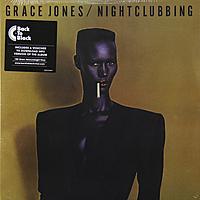 Виниловая пластинка GRACE JONES - NIGHTCLUBBING (2 LP, 180 GR)
