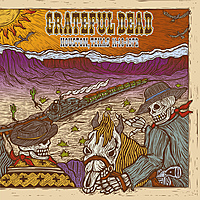 Виниловая пластинка GRATEFUL DEAD - 11/18/72 HOFHEINZ PAVILION, HOUSTON, TX (2 LP)