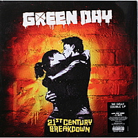 Виниловая пластинка GREEN DAY - 21ST CENTURY BREAKDOWN (2 LP)