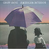 Виниловая пластинка GRUFF RHYS - AMERICAN INTERIOR (LP + CD)