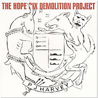 Виниловая пластинка P.J. HARVEY - HOPE SIX PROJECT