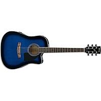 Гитара электроакустическая Ibanez PF15ECE-TBS