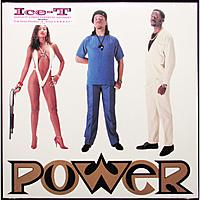 Виниловая пластинка ICE-T - POWER