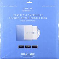 Конверт для виниловых пластинок Inakustik Premium LP Cover Sleeves Record Slipcover