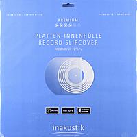 Конверт для виниловых пластинок Inakustik Premium LP Sleeves Record Slipcover
