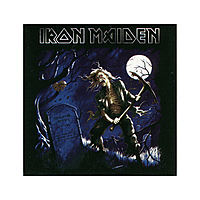 Магнит Iron Maiden - Bejamin Breeg