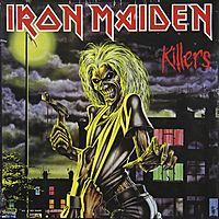 Виниловая пластинка IRON MAIDEN - KILLERS