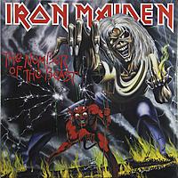 Виниловая пластинка IRON MAIDEN - NUMBER OF THE BEAST