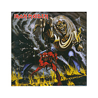 Магнит Iron Maiden - Number Of The Beast