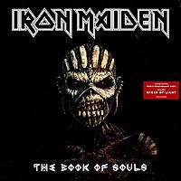 Виниловая пластинка IRON MAIDEN - THE BOOK OF SOULS (3 LP)