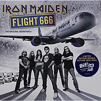 Виниловая пластинка IRON MAIDEN-FLIGHT 666 THE FILM (2LP)