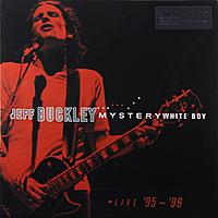 Виниловая пластинка JEFF BUCKLEY - MYSTERY WHITE BOY (2 LP, 180 GR)