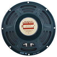 Гитарный динамик Jensen Loudspeakers C10R (8 Ohm)
