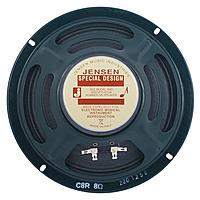 Гитарный динамик Jensen Loudspeakers C8R (4 Ohm)