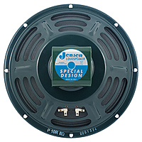 Гитарный динамик Jensen Loudspeakers P10R (8 Ohm)