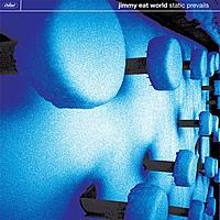 Виниловая пластинка JIMMY EAT WORLD - STATIC PREVAILS (2 LP)