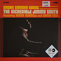 Виниловая пластинка JIMMY SMITH & KENNY BURRELL - ORGAN GRINDER SWING