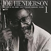 Виниловая пластинка JOE HENDERSON - THE STATE OF THE TENOR