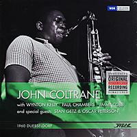 Виниловая пластинка JOHN COLTRANE - 1960 DUESSELDORF (180 GR)