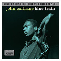 Виниловая пластинка JOHN COLTRANE - BLUE TRAIN MONO & STEREO (2 LP)