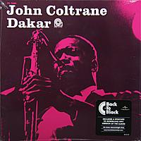 Виниловая пластинка JOHN COLTRANE - DAKAR (180 GR)