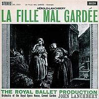 Виниловая пластинка JOHN LANCHBERY - LA FILLE MAL GARDEE