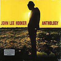 Виниловая пластинка JOHN LEE HOOKER - ANTHOLOGY (2 LP, 180 GR)
