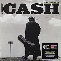 Виниловая пластинка JOHNNY CASH - LEGEND OF (2 LP, 180 GR)