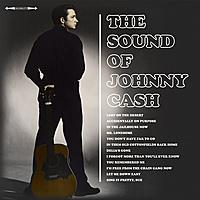 Виниловая пластинка JOHNNY CASH - THE SOUND OF
