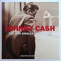 Виниловая пластинка JOHNNY CASH - THE SUN SINGLES (2 LP)