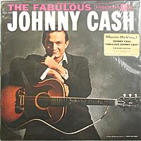 Виниловая пластинка JOHNNY CASH - FABOLOUS JOHNNY CASH