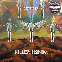 Виниловая пластинка KILLER HONDA - OUTSIDER