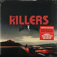 Виниловая пластинка KILLERS - BATTLEBORN (2 LP, 180 GR)
