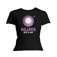 Футболка женская Killers - Day & Age Moon