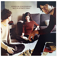 Виниловая пластинка KINGS OF CONVENIENCE - RIOT ON AN EMPTY STREET