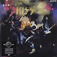 Виниловая пластинка KISS - ALIVE ! (2 LP)