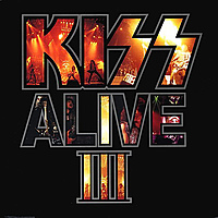 Виниловая пластинка KISS - ALIVE III (2 LP)