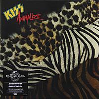 Виниловая пластинка KISS - ANIMALIZE (180 GR)
